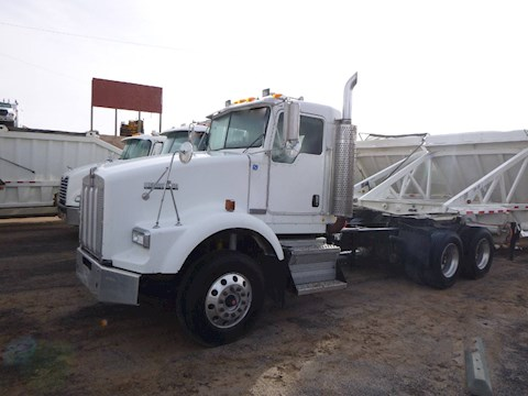 2006 Kenworth T800 Day Cab 2725 - Kenworth Cab Chassis Trucks