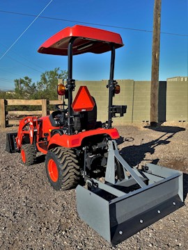 KIOTI Tractors at Machinery Marketplace