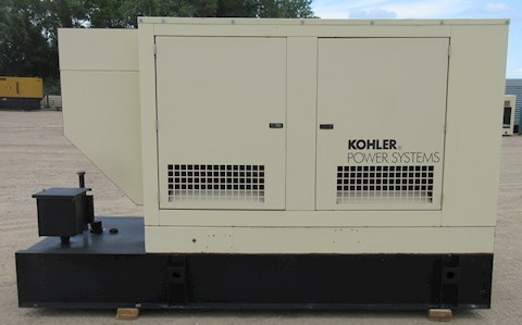 Kohler Generators at Machinery Marketplace