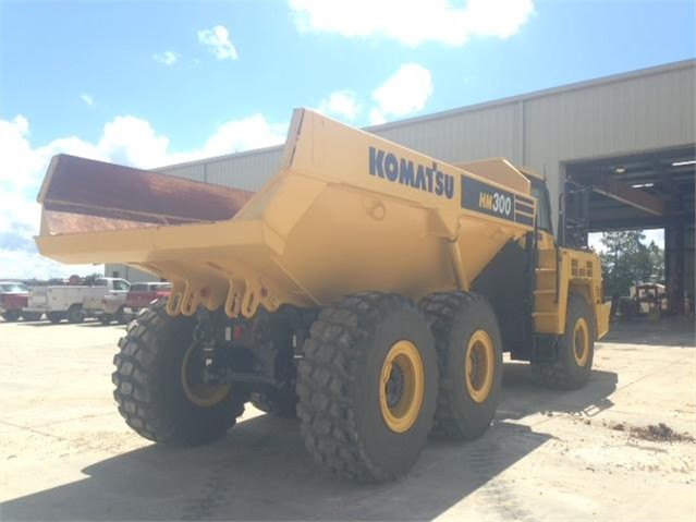Komatsu Dump Trucks at Machinery Marketplace