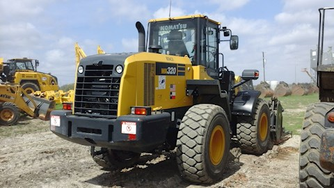 Volvo L90F - Volvo Loaders