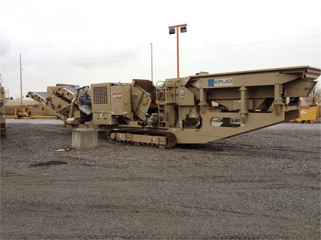 KPI-JCI FT4250CC - KPI-JCI Aggregate Equipment