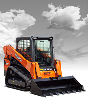 2015 Kubota SVL75-2 - Kubota Loaders