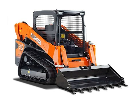 Kubota SVL75-2 - Kubota Loaders