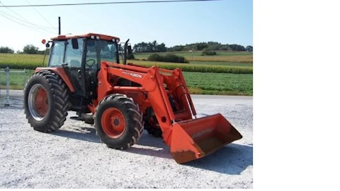 Kubota Tractors at Machinery Marketplace