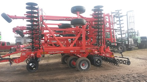 2016 Kuhn Krause 8000 - Kuhn Krause Disc, Tine & Tillage
