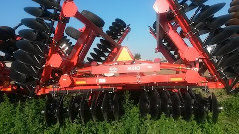 2014 Kuhn Krause 8310 - Kuhn Krause Disc, Tine & Tillage