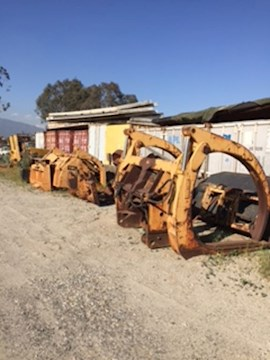 LaBounty Shears and Grapples MISC. VARIETY - LaBounty Attachments