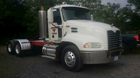 Mack CX0613 - Mack Freight Trucks