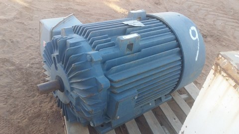 Marathon 250 hp 3 Phase 460V Electric Motor (2284) - Marathon Other Construction Equipment