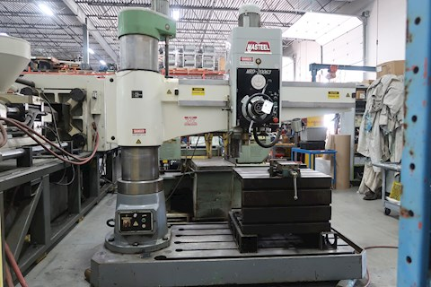 2006 Masteel Radial Arm Drill Press MRD-20063 - Masteel Radial Arm Drill Press Other Construction Equipment