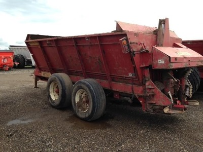 2007 MEYER 8720 - MEYER Spreaders