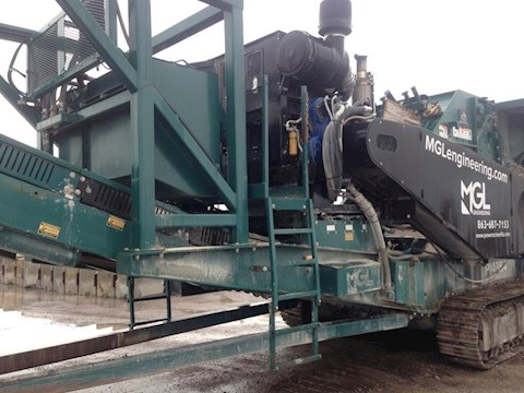 2014 MGL Engineering APP 4354 HSI - MGL Engineering Crushers