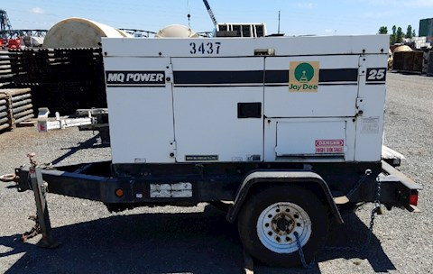 2003 MQ Power / Wisperwatt DCA-25-SSIU - MQ Power / Wisperwatt Generators