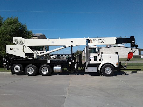 2008 National Crane 18103 - National Crane Boom Trucks