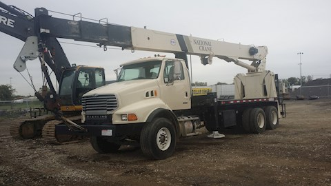 2008 National Crane 9103AWL - National Crane Boom Trucks