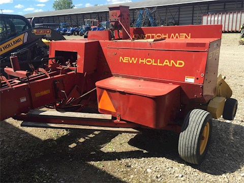 2002 New Holland 575 - New Holland Hay & Forage