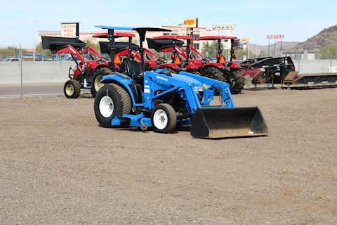 2012 New Holland 7308 - New Holland Loaders