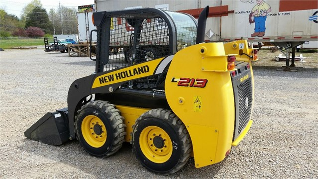 New Holland L213 - New Holland Loaders