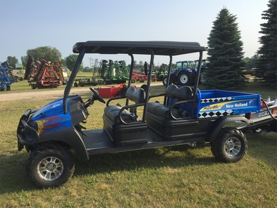 2012 New Holland RUSTLER 125 - New Holland Other Farming Equipment