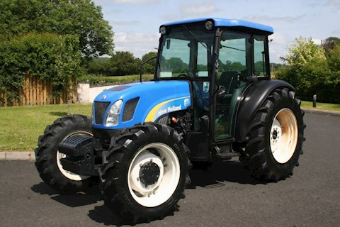 New Holland 2006 New Holland TN85 SA - New Holland Tractors