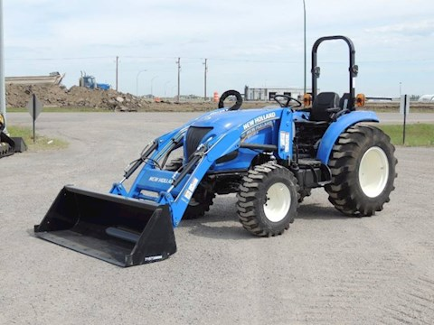 New Holland 2017 New Holland Boomer 45 Compact Tractor - New Holland Tractors