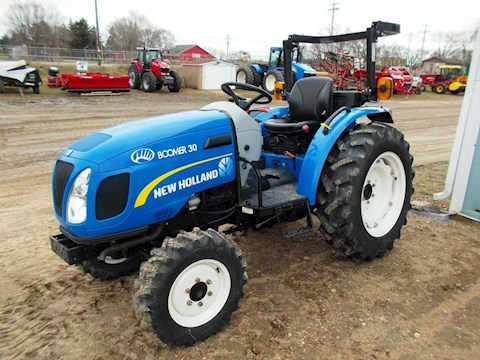 New Holland BOOMER33 - New Holland Tractors