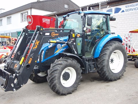 New Holland New Holland T4.75 Powerstar - New Holland Tractors