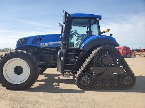 2015 New Holland T8.410 - New Holland Tractors