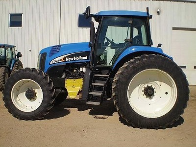 2003 New Holland TG230 - New Holland Tractors