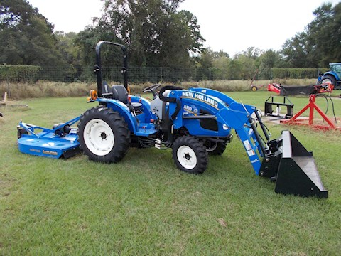 New Holland Workmaster 33 - New Holland Tractors