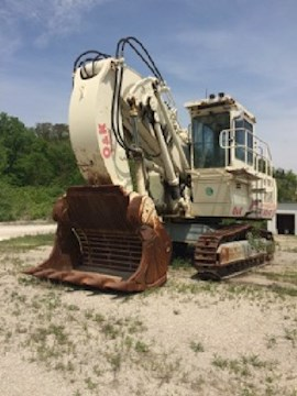2000 O&K RH40E - O&K Other Construction Equipment