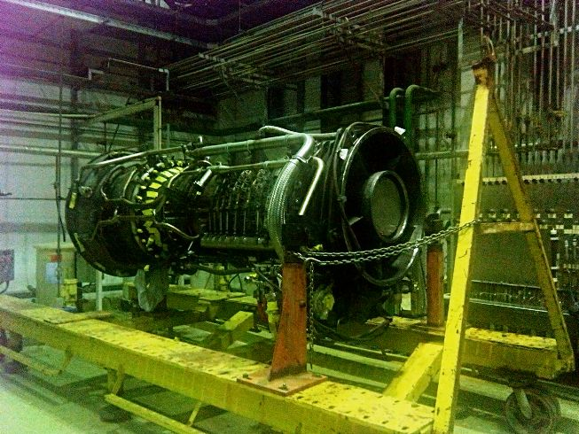 GE LM2500 Gas Turbine Parts or Repair - GE Generators