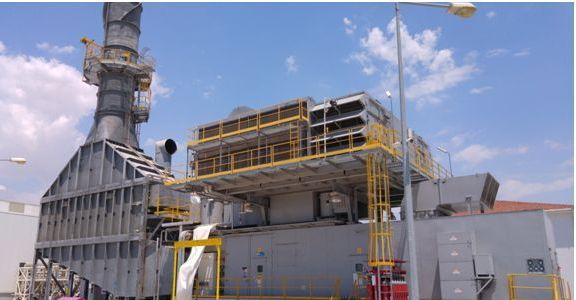 Other GE LM6000 PC Gas Turbine Power Plant 60 MW - Other Generators