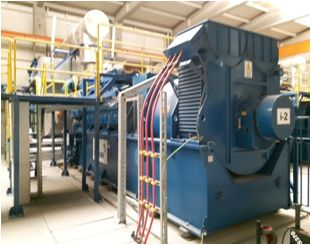 Other MWM TCG V16 Natural Gas Generator Plant 40 MW - Other Generators