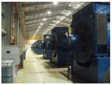 Other Wartsila Natural Gas Generator Power Plant 140 MW - Other Generators