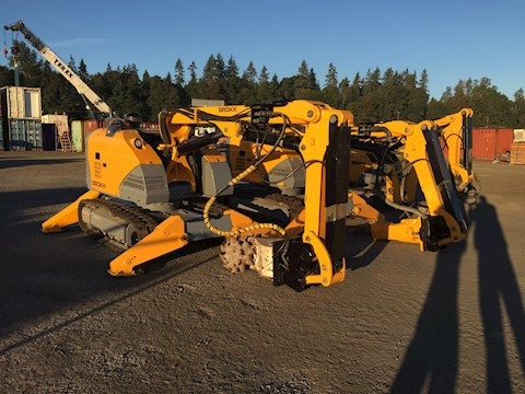 2014 Brokk 400D - Brokk Excavators