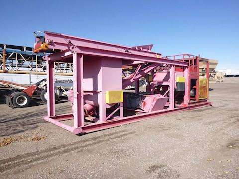 Peak Innovations CDU Mud Mixing Plant 2686 - Peak Innovations Tunnel & Mining