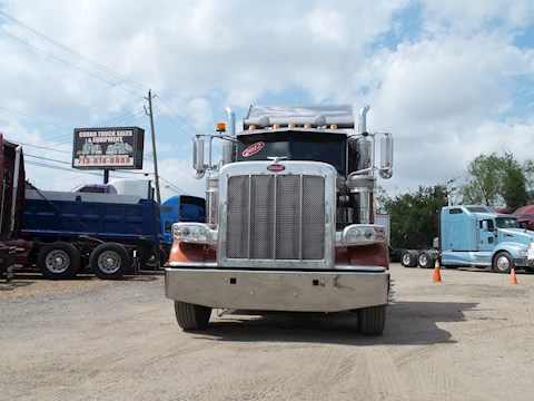 Peterbilt Freight Trucks at Machinery Marketplace