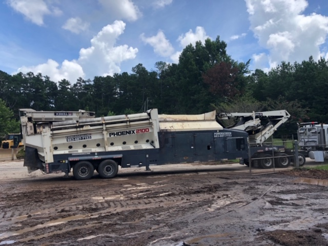 2014 Powerscreen Phoenix 2100 screener - Powerscreen Other Construction Equipment