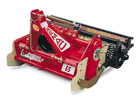 Remac Stone Burier IS 125E - Remac Disc, Tine & Tillage