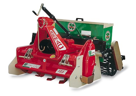 Remac Stone Burier IS 145F - Remac Disc, Tine & Tillage