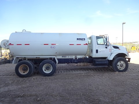 2008 Rosco DS4000 - Rosco Water Trucks