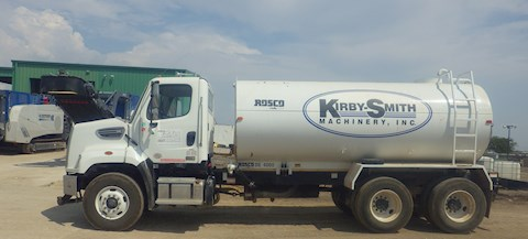 2013 Rosco DS4000 - Rosco Water Trucks
