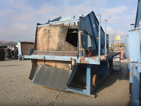 2003 Schauenbrg 1640IIA2 12 Ft Screen Deck (2640) - Schauenbrg Aggregate Equipment