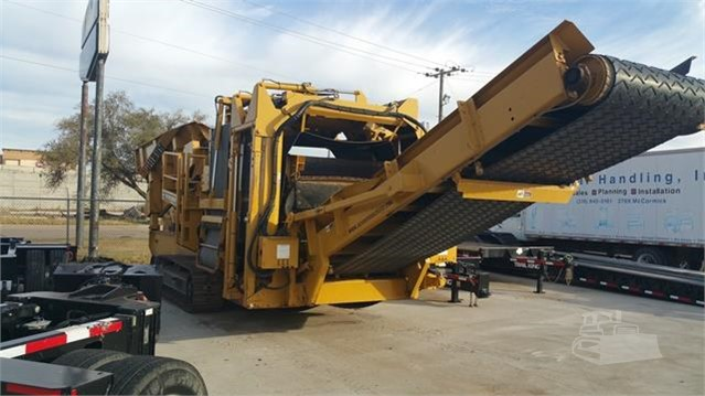 Screen Machine 516T - Screen Machine Aggregate Equipment