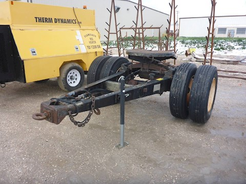 Silver Eagle CST20N Single Axle Trailer Dolly (2577) - Silver Eagle Trailers