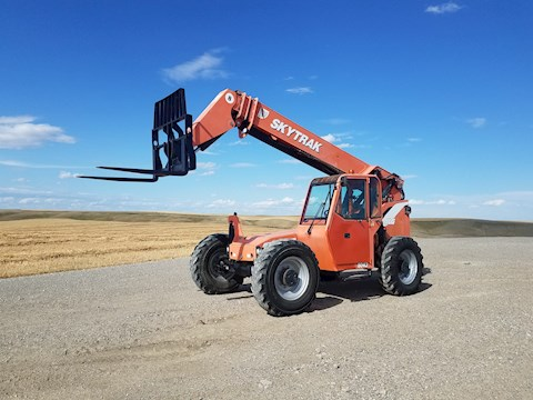 Sky Trak Forklifts at Machinery Marketplace