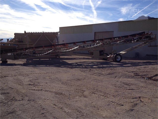 2012 Superior 36x80 PRSC - Superior Aggregate Equipment