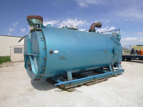 Superior 15 PSI Skid Mounted Low Pressure Boiler (2578) - Superior Trailers